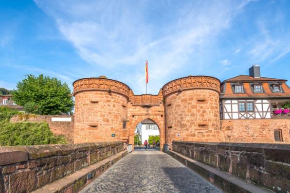 Jerusalemer Tor in Büdingen